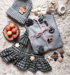 Kocham szarości a Wy? #bemanifiq #manifiqgirls #love #grey #ootd #outfit #skirt