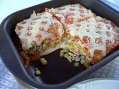 Sanduíche de forno rápido e delicioso « Receitas de Hoje