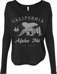 gokotis.com | West Coast, Best Coast #AlphaPhi #California #CA #APhi (118569)