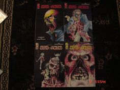 deadworld #Comic lot. #'s1-16. very good condition. vince locke art. 1980's. from $25.0