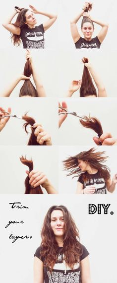 Why and how to cut your own hair if youre gonna do it do it right hair care diy hair inspiration and personal style empowerment solutioingenieria Gallery