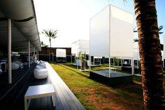 Glowing Garden Bistros : Integrated Field 'Ingfah Restaurant'