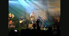 Após atraso, Naldo xinga público e sai do show em Lambari, MG; vídeo