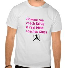 Real Men Coach Girls-Fastpitch Softball Tshirt (more styles available) #Sport #shirt #sportshirt