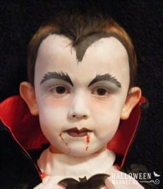 Lots of inspiration, diy & makeup tutorials and all accessories you need to create your own DIY Count Dracula Costume for Halloween. Boy Vampire Makeup, Boys Vampire Costume, Dracula Halloween Costume, Zombie Halloween, Vampire Kids, Boy Halloween Costumes, Dracula Makeup, Kids Vampire Face Paint, 50s Costume
