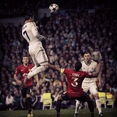 Super Ronaldo vs. Manchester United