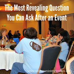 This is the one question you should ask your team to assess whether or not an event fulfilled its purpose.