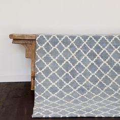 Stonewashed cotton rug 80x200 - MATTOR - Tellmemore.nu