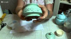 Горшочек для сыпучих продуктов. Анна Мильто (Секреты мастеров)