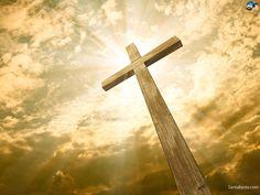 God, Crosses, Angels