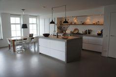 troffelvloer keuken - Google zoeken
