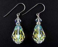Dancing Sparkles Earrings   Jewelry Design Ideas