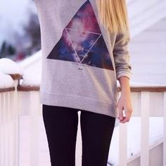 This has to be the coolest sweater of all time.