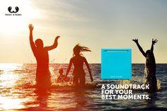 Rockbox#1. A soundtrack for your best moments.  #Freshnrebel. #Rockbox