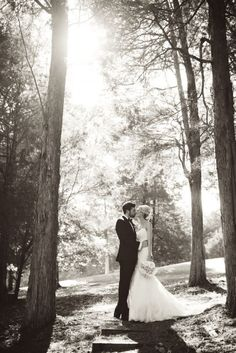 Effortlessly Chic Cedarwood Wedding :: Jennifer+Joel | Cedarwood Weddings