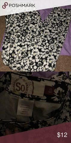 Plus Daisy Skinny's BNWOT Never worn just tags ripped off. Perfect condition and smoke free home. SO Jeans Skinny