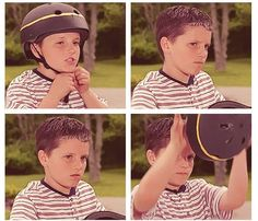 I dont know what movie is this from...but i cant get enough the cute little josh...