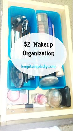 For years, my makeup has been all together in one drawer. Recently, I've become fed up with always having to dig through all of the make-up to find what I'm looking for and decided it was time for a change. I researched multiple make-up organizing techniques to and found a lot of cute ideas, all …