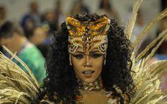 Black is beauty -Mangueira|Carnaval 2016|Rio de Janeiro|Brasil