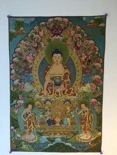 Shakyamuni Buddha with Shariputra and Maudgalyayana