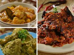 Apa kata hujung minggu ini anda cuba satu dari tiga menu masakan Minang yang RASA kongsikan ini. Malaysian Food, Indonesian Food, Chicken Wings, Cuba, Menu, Filter, Recipes, Buttons, Menu Board Design
