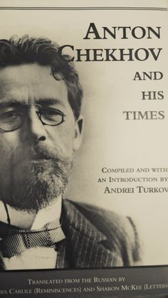 Interesting stories about Anton Pavlovich Chekhov from his closest friends. #booksaboutrussia
