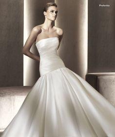 Pronovias Preferida Bridal Gown
