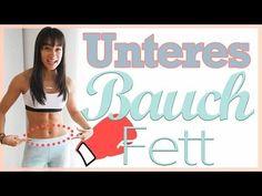 Unteres Bauchfett schnell verlieren - Effektive Übungen für Zuhause - Bauch Definieren - FIBO 2017 - YouTube