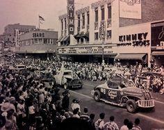 Downtown Albuquerque 1960's   Vintage Albuquerque ...