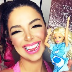 Me and Barbie are cooking a new video! Stay tune Melanie Lopez and Barbie lovers. #barbieholic #barbielovers #barbielove #barbielovers #barbie #barbieswink #barbiegirl #barbiestyle #influencer #sub4sub #youtuber #blogger #bloggerstyle #bloggerlife #makeupartist
