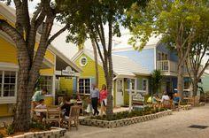Ocean Reef village,  Key Largo Fl  Reef treats!