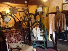 Compo's house now turned into a museum. Holmfirth, Yorkshire. Last of the summer wine. Great time here.