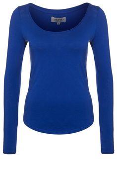 Zalando Essentials - Maglietta a manica lunga - blu