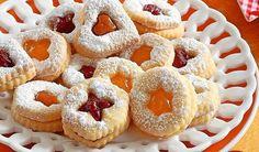 Na vianočnom stole nesmie chýbať: Maslové pečivo s džemom | DobreJedlo.sk