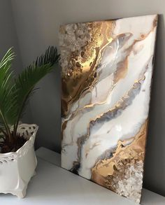 Cet article n'est pas disponible – Fluid art Epoxy Resin Art, Diy Resin Art, Diy Resin Crafts, Diy Art, Acrylic Pouring Art, Diy Canvas Art, Decoration, Art Decor, Marble Painting