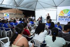 Prefeitura de Boa Vista promove programa Braços Abertos que aproxima a comunidade da gestão municipal #pmbv #prefeituraboavista #boavista #roraima
