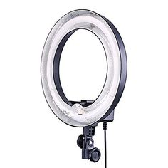 """Neewer Camera Photo Video 14""""Outer 10""""Inner 400W 5500K Photographic Lamp Ring Fluorescent Flash Light by Neewer, http://www.amazon.com/dp/B00V33KSCI/ref=cm_sw_r_pi_dp_x_dhOjyb9DB3TYC"""