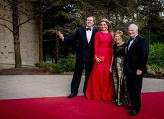 Heeft Willem-Alexander voor zijn staatsbezoek in Canada een nieuw kapsel aangemeten?
