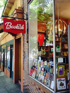 Bookish, at 1816 Euclid Ave, has been re-opened by Gina Davidson, who threw in the towel with corporate America to pursue her dream of opening a bookstore. Photo: Tracey Taylor