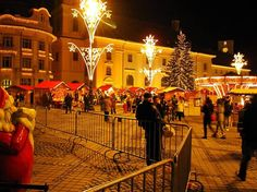 Top Five Christmas Holiday Spots in Europe