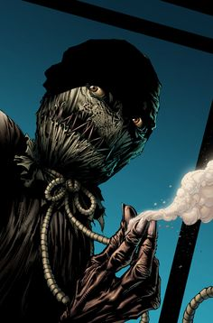 Scarecrow by David Finch