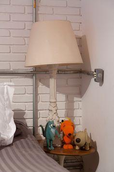 Open house + Brastemp 60 anos - Helinho Calfat. Veja: http://www.casadevalentina.com.br/blog/detalhes/open-house-+-brastemp-60-anos--helinho-calfat-3051 #decor #decoracao #interior #design #casa #home #house #idea #ideia #detalhes #details #openhouse #style #estilo #casadevalentina #bedroom #quarto