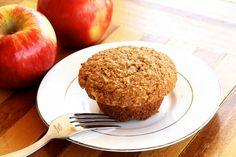 Ali Larter's Irresistible Apple Cinnamon Bran Muffins via @mydomaine