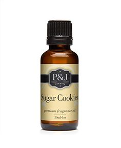Sugar Cookies Fragrance Oil  Premium Grade Scented Oil  30ml -- Continue to the product at the image link.