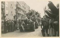 In het voorjaar van 1945 werd de geallieerde opmars hervat. De Rijn werd overgestoken en de linkervleugel van de geallieerden bevrijdde Oost-Nederland. Ook de provincie Groningen, Friesland en de rest van alle provincies werden bevrijd. Nederland was officieel bevrijd!