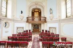 Chapel at the Pestana Palace Hotel | Oyster.com