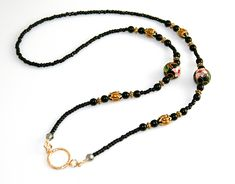Eyeglass Chains | BEADED EYEGLASS CHAINS » bec2e