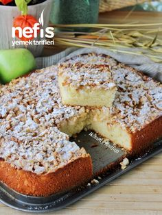 Turkish Kitchen, Types Of Cakes, Afternoon Snacks, Dessert Recipes, Desserts, Frozen Yogurt, Cupcake Cookies, Food Preparation, Food Art