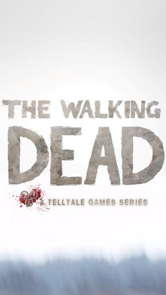The walking dead game wallpaper iPhone 6 plus