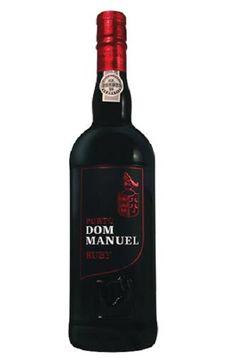 Dom Manuel - Vinho do Porto Ruby